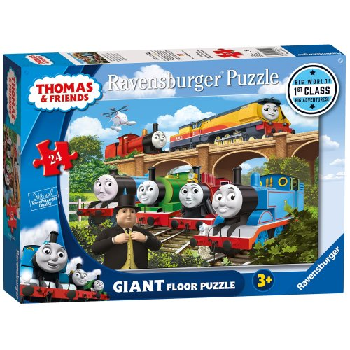 Ravensburger Thomas Amp Friends Rebecca Joins The Team 24pc