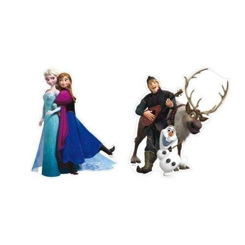 2 Frozen Party Cut Outs