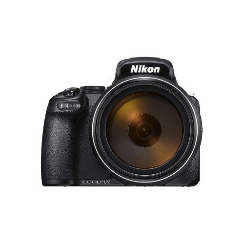 Nikon COOLPIX P1000 16MP Digital Camera - Black