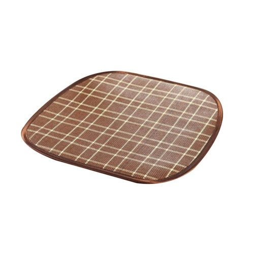 Set Of 2 Suitable For Summer Cool Cany Bamboo Cushion Of The Office/Car