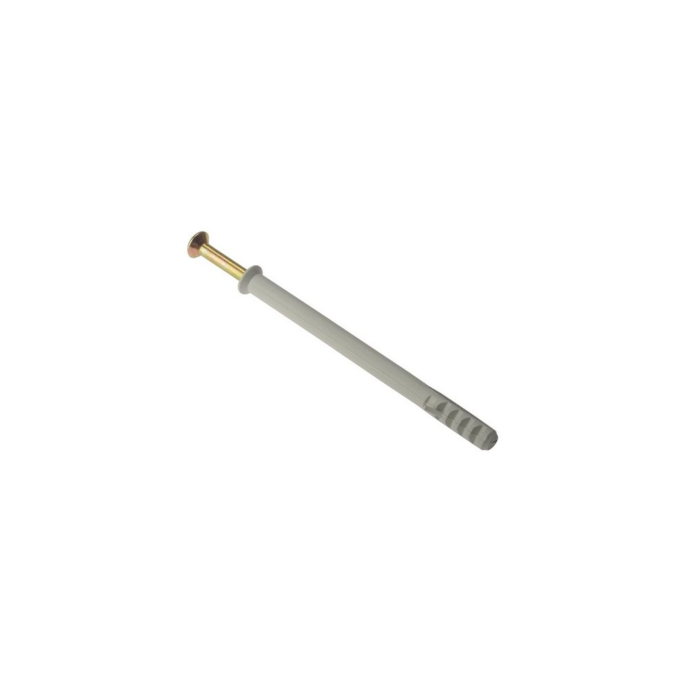 Hammer Fixing /& Plug M10 x 100mm Bag 10 Forgefix