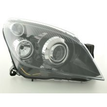 Spare parts headlight right Opel Astra H GTC Year 05-10