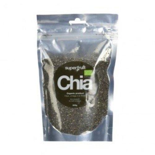 Superfruit - Chia Seeds - EU Organic 300 g