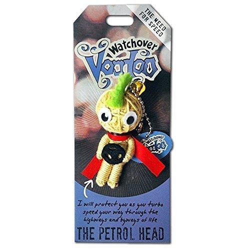 The Petrol Head Voodoo Doll