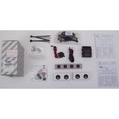 Fiat Renault Genuine New Cobra 4 Head Reversing Parking Sensor Kit 71807736