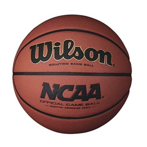 Wilson Womens NCAA Official Game Basketball (28.5)