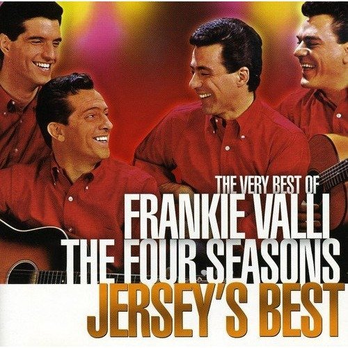 Frankie Valli - Jerseys Best: the Very Best of Frankie Valli and the Four Seasons [CD]