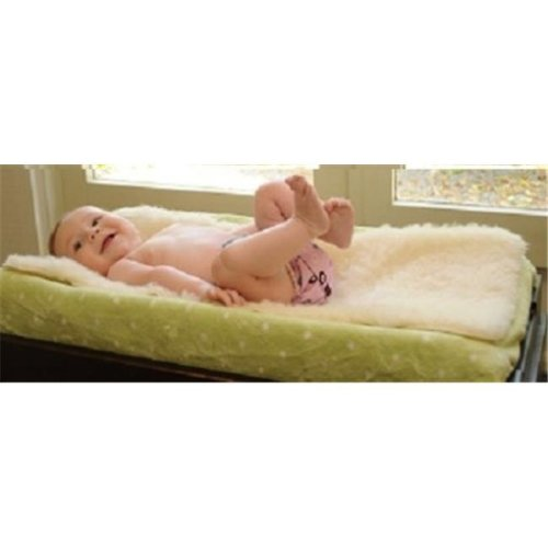 18 x 36 in. SnuggleWool Cradle & Changing Pad