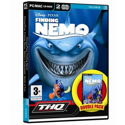 Finding Nemo Double Pack (Mac/PC CD)