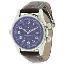 Hamilton Khaki Navi UTC Automatic Leather Mens Watch H77505535