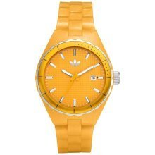 Adidas Cambridge Mini   Yellow Paint Unisex Watch   ADH2105