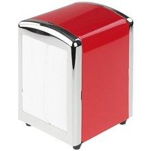 Tala Originals Napkin Dispenser With 50 Napkins, Red - New Contains Napkins -  new tala napkin dispenser contains 50 napkins red 10b10744