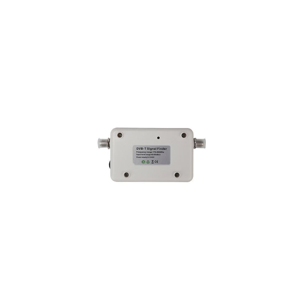 HDTV Digital Satellite Signal Strength Finder Meter Dish SAT LCD Display  Compass