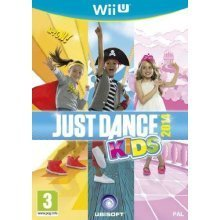 Just Dance Kids 2014 Nintendo Wii U Game