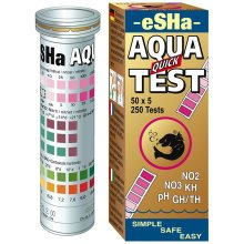 Esha Aqua Quick Test (50 Test Strips)