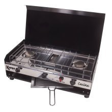 Kampa Cucina Double Gas Hob & Grill