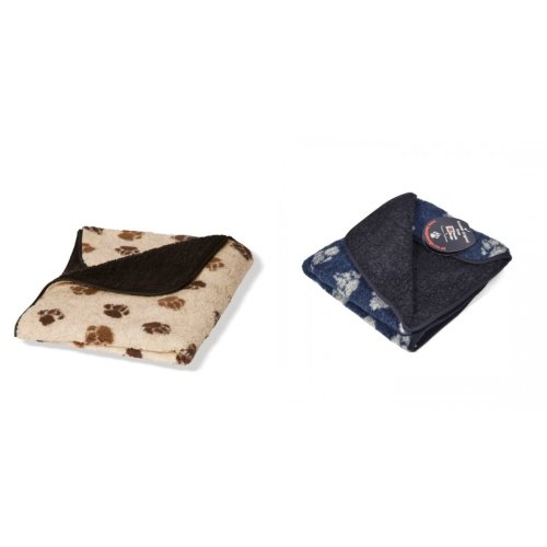 Danish Design Fleece Pet Blanket