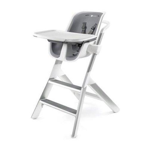 4moms High Chair, White Grey