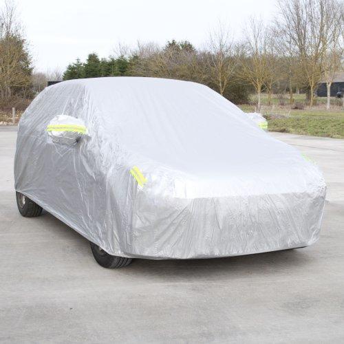 Car Cover - Large Waterproof Sun UV Rain Snow