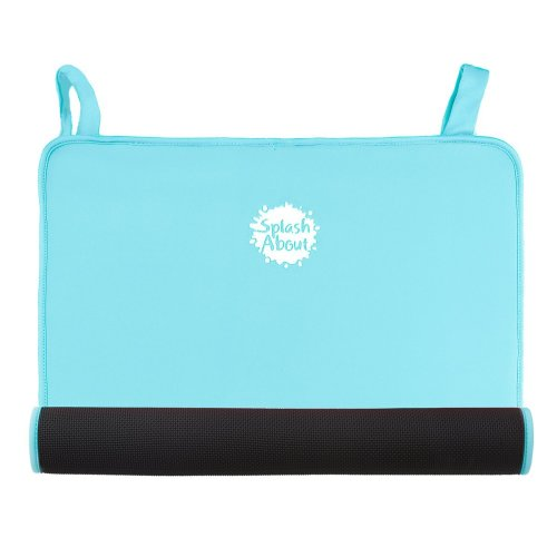 Splash About Babies Childrens Changing Mat-Blue Turquoise, One Size