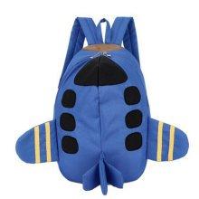 Kindergarten Shoulder Bag Cute Cartoon Backpack Boys And Girls Lovely Design Color School backpack,O