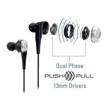 Audio-Technica ATH-CKR9 In-Ear Headphones
