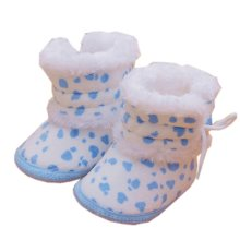 Winter Warm Unisex Baby Shoes Toddler Booties Infant Walking Shoes Baby Shower Gift, #02