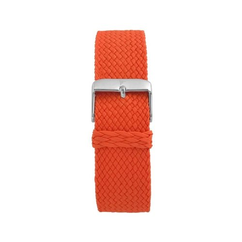 Wallace Hume Royal Orange Men's Perlon Watch Strap