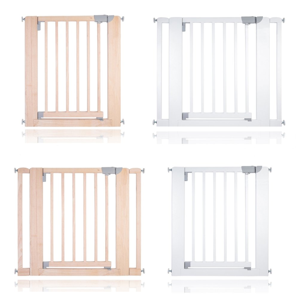 Safetots Chunky Wooden Pressure Fit Stair Gate ...