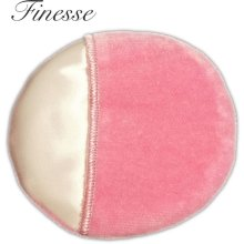 Finesse Velour Cosmetic Puff -  finesse velour puff