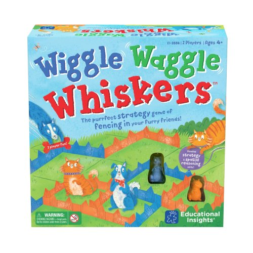 Learning Resources Wiggle Waggle Whiskers
