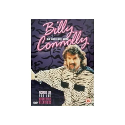 An Audience with Billy Connolly - DVD