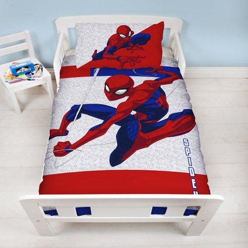 Spiderman Metropolis Junior Duvet Set