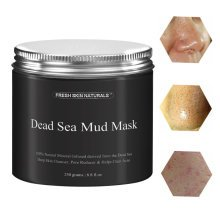 Mineral Dead Sea Mud Mask Exfoliation Moist Pore Shrinking Tender Cleaner Acne Treatment