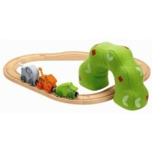 Babys First Jungle Train Set