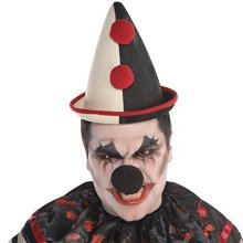 Halloween Circus French Clown Adult Hat -