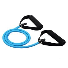 High-elastic Resistance Fitness&Exercise Band Shaped Rope Expender Blue
