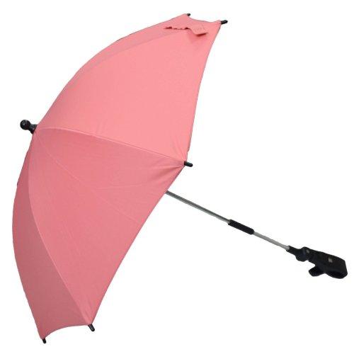 Parasol Compatible with Quinny Buzz Zapp Moodd Speedi Light Pink