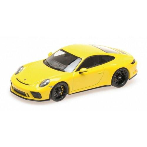 Minichamps 1:43 2018 Porsche 911 GT3 Touring - Yellow