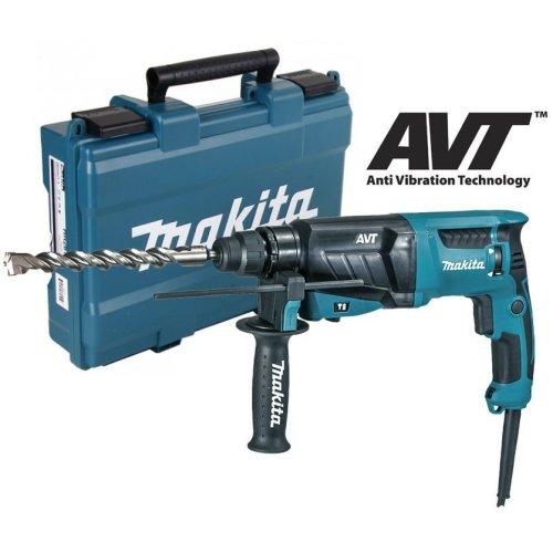 Makita HR2631F AVT SDS+ Rotary Hammer Drill 240v