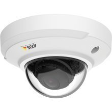 Axis Companion Dome V IP security camera Indoor Dome White