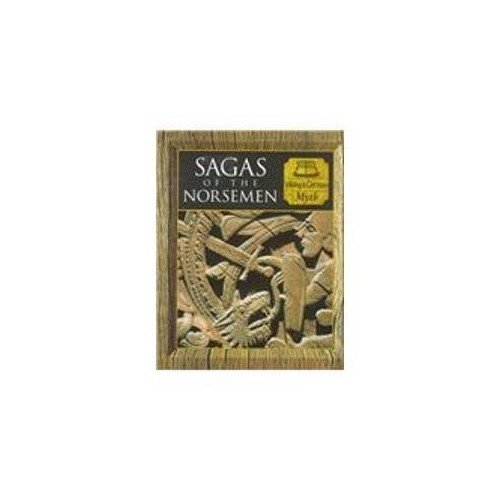 Sagas of the Norsemen: Viking and German Myth (Myth & Mankind)