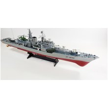 """31"""" Remote Control RC Army Royal Navy Destroyer Smasher Battle Boat"""