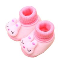 Cute Newborn Baby Boy Girls Shoes Toddler Booties Infant Walking Shoes Baby Shower Gift, #05