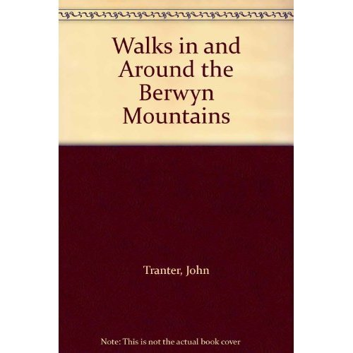Walks in and Around the Berwyn Mountains (Walks with history)