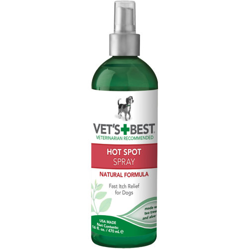 Vet's Best Hot Spot Spray 16oz-