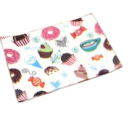 100 Pcs Candy Making Wrappers Christmas Candy Nougat Wrapping Papers, 12