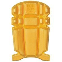 Snickers 9110 Craftsmen Kneepads Yellow/Black - One size