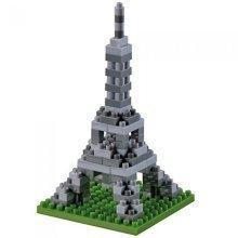Nano 3D Puzzle - Little Eiffel Tower (Level 1)