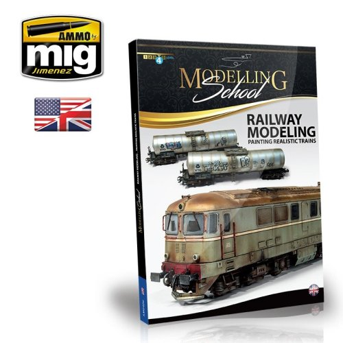 Ammo by Mig Railway Modeling: Painting Realistic Trains